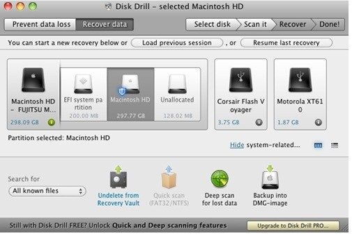 Disk Drill 4.4.356.0 Professional + Crack [Latest] 2021
